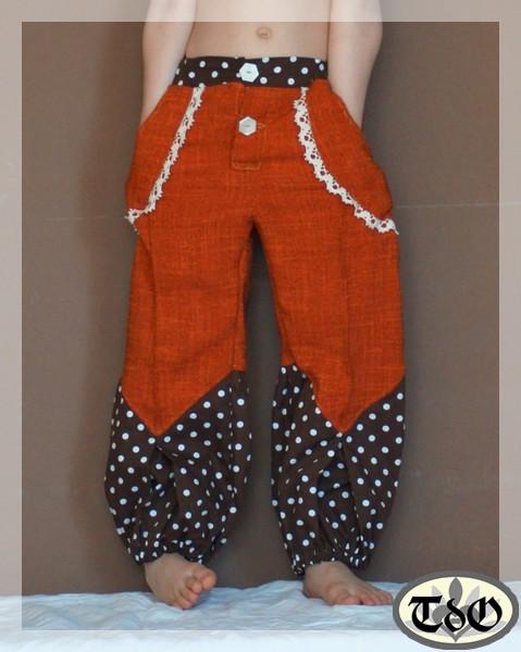 patron couture pantalon garcon